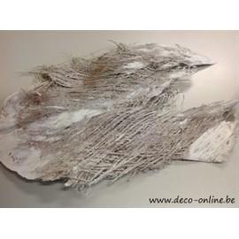 PALMVEZEL (PALM BAKLA) WHITE WASH 250GR