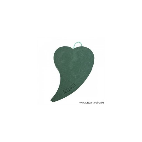 OASIS BIOLINE MEMORIAL HEART (COEUR) 25X12.5X3.5CM 1PC