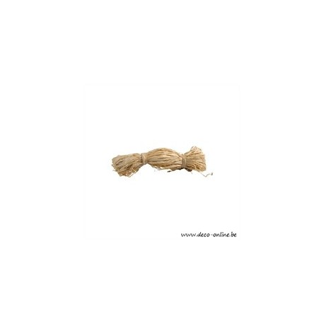 RAFFIA (RAPHIA) NATUREL /KG