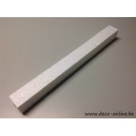 STYROPOR (POLYSTYRENE) BAR 500X50X50MM
