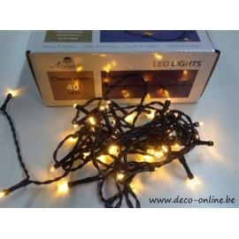 GUIRLANDE LED (INDOOR & OUTDOOR) 40L CLASSIC WHITE