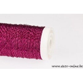 BOUILLON EFFECT DRAAD STRONG PINK 50GR