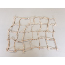 BROWN NET 40X50CM BLANCHI