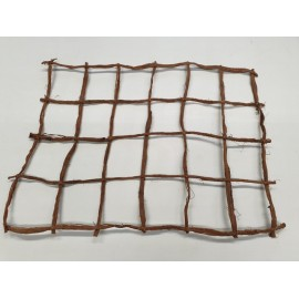 BROWN NET 40X50CM NATUREL