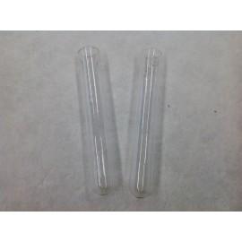 GLAZEN BUISJE (BLOEMFLESJE/PIPET) 1.5X15CM 12ST