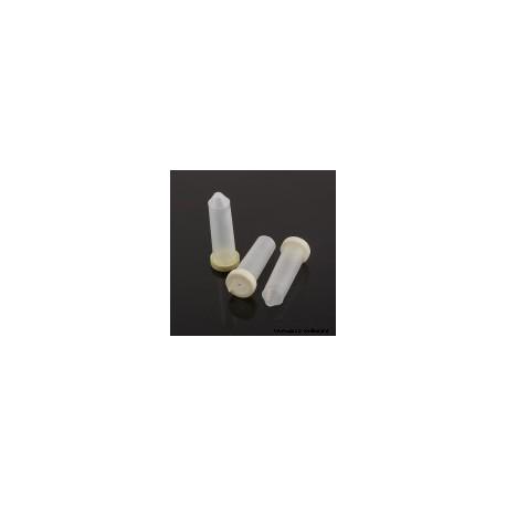 PIPETTE PLASTIQUE (TUBE) 6CC 4,5X2CM 100PCS