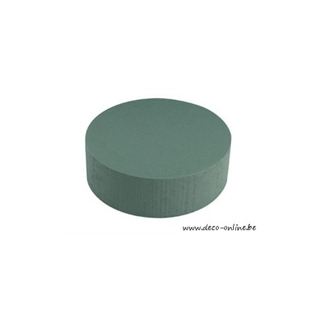 OASIS IDEAL TAART ROND (CAKE DUMMY) 14X7 CM 1ST