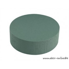 OASIS IDEAL TAART ROND (CAKE DUMMY) 22X7 CM 2ST