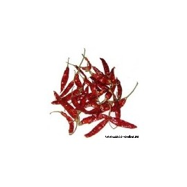 PEPER ROOD CHILLIES +/-30GR