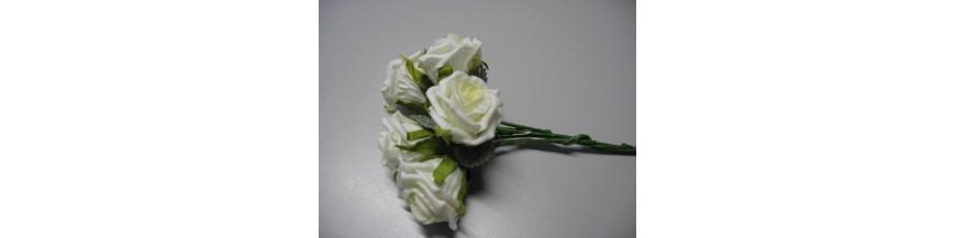 Foam bloemen